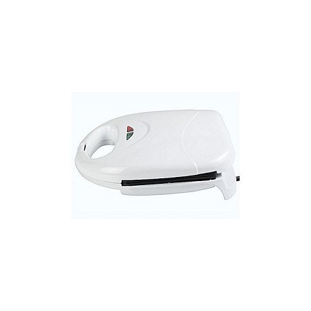 Kenwood Sandwich Maker With Grill Plate - White