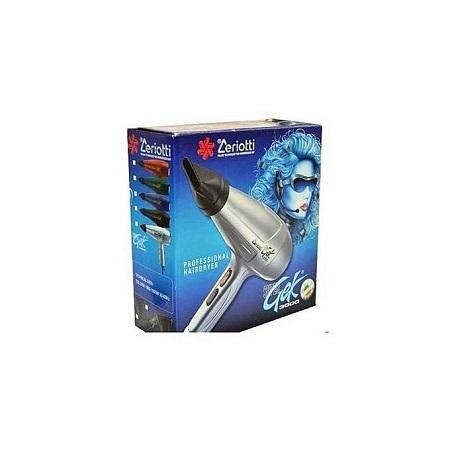 Ceriotti Professional Hair Dryer Super Gek 3000 With Comb Black Color