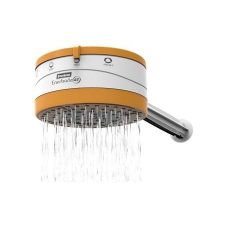 Enerbras 4 T Instant Shower Water Heater + Free Shower Arm
