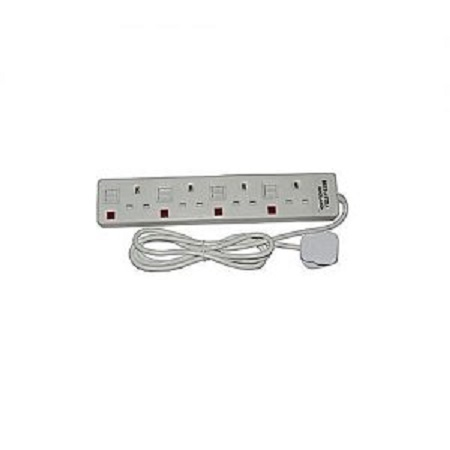 4-Way Socket Extension Cable Astra