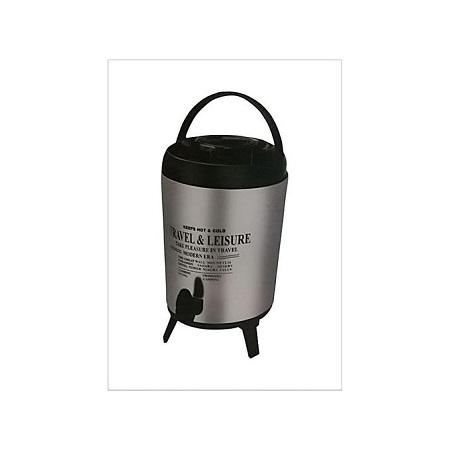 Tea/ Coffee/ Hot Water Urn- 9.5 Liters Silver