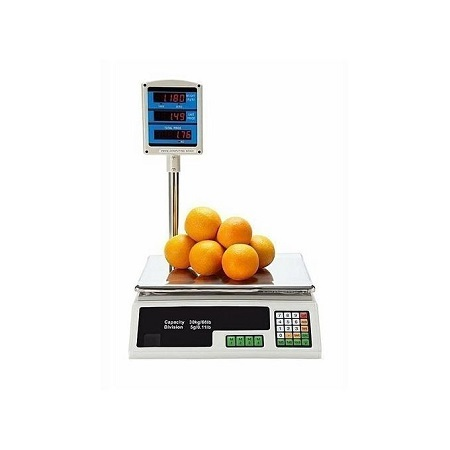 ACS 30 Digital Weighing Scale - Up To 30Kgs