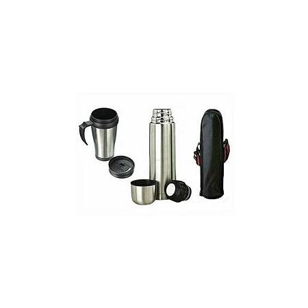 Vacuum Flask +Travel Mug