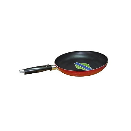 Frying pan maroon