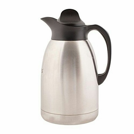 Unbreakable stainless steel. Thermos Flask-2litres silver