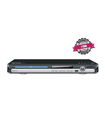 ARMCO DVD-DX755 - 5.1 Channel DVD Player, AC/DC - SD Card - USB Movies