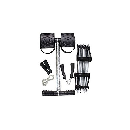 Tummy Trimmer Plus FREE Skipping Rope Plus Hand Grip and Chest Pull