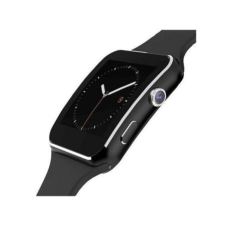 X6 Smart Watch Phone MTK6260 0.3MP Camera