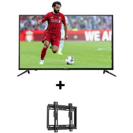 Syinix 32S610,32 Inch Full HD LED Digital TV PLUS FREE WALL BRACKET