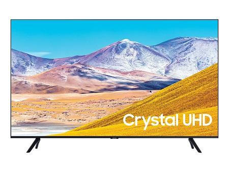 43 Inch Class TU8000 Crystal UHD 4K Smart TV (2020)