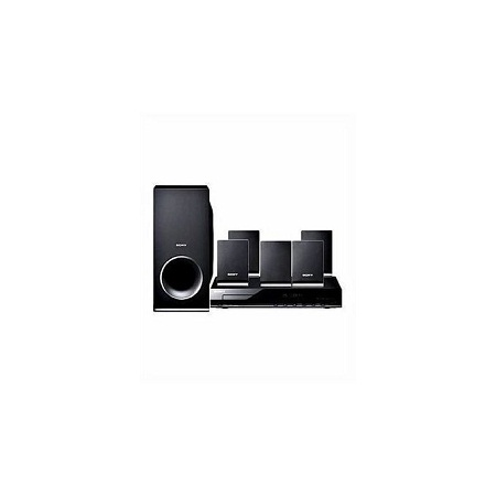 Sony DAV-TZ140 - 300W - 5.1Ch - DVD Home Theater - Black