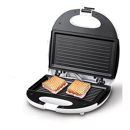 Kenwood Sandwich Maker-Grill Non-Stick Plate/Press Toaster