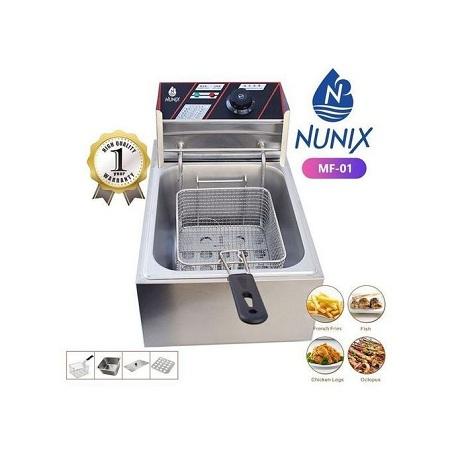 Nunix 6L Electric Chips Deep Fryer
