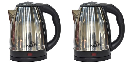 2.2 L Electric Kettle Buy 1 get 1 Free