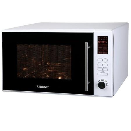 Rebune Microwave Oven, 30L/900W - White
