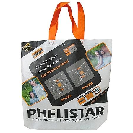 Phelistar Digital TV Aerial +10M Cable - Multicolor