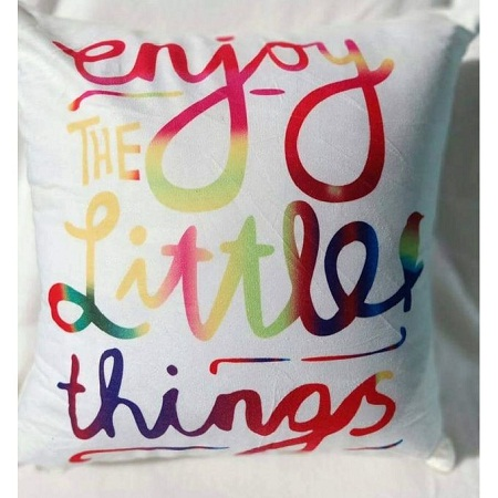 Throw Pillow Printed AWESOME - 16