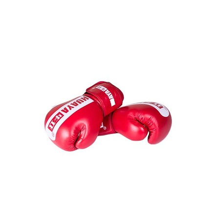 Boxing Gloves- Red
