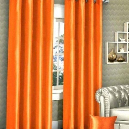Orange None floral