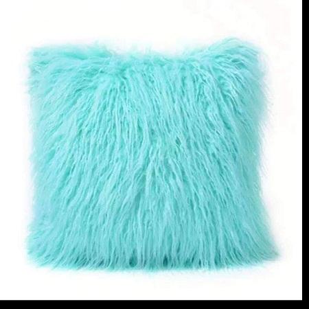 Fluffy Throw Pillow - 16