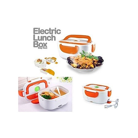 Portable multi-functional electric food grade lunchbox
