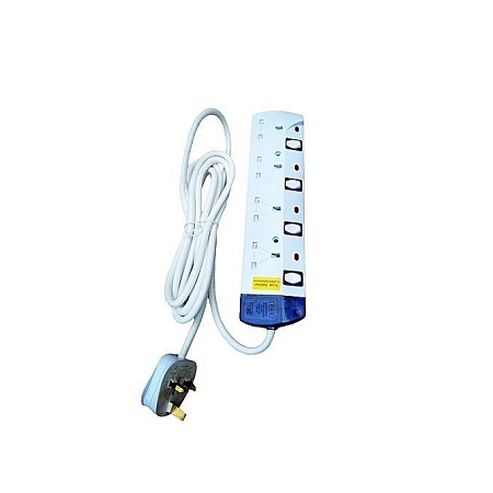 Extension Cable - White