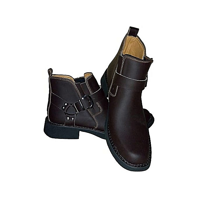 Generic Quality Urban Look Men's Official And Casual Boots