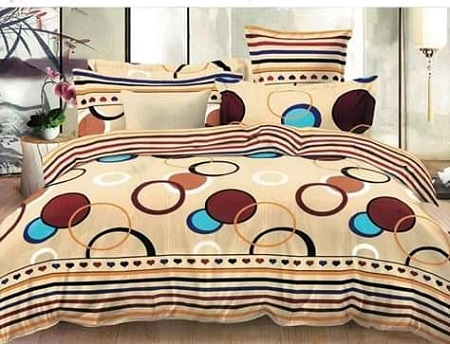 Polka Dot Multi-color Duvet