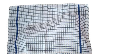 Beautiful Cotton Kitchen Towel- 1 Piece Assorted Color