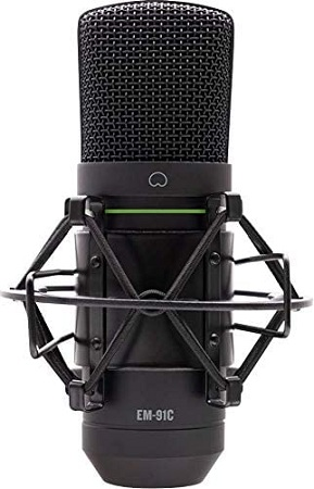 Mackie EleMent Series Condenser Microphone (EM-91C)