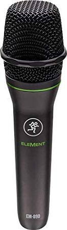 Mackie EleMent Series Dynamic Microphone (EM-89D)