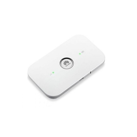 4G MiFi Internet Router Supports All Networks White