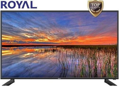 Royal 24 Inches Full HD LED Digital TV – Black