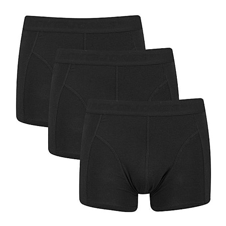 Cotton Casual Fitting Boxers A Pack Of Three