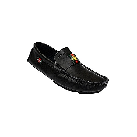 Black Men's Loafers