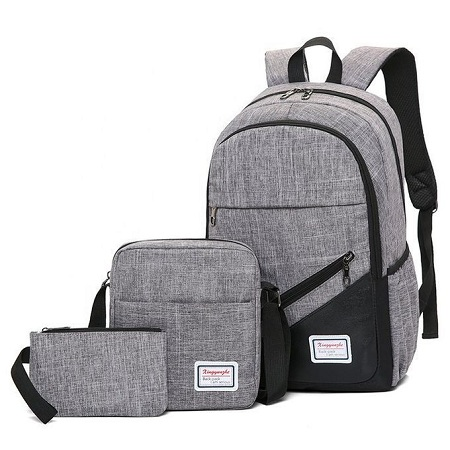 Generic Canvas 3 In1 Laptop Backpack