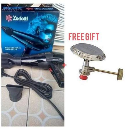 Ceriotti Hair Blow Dryer Plus Free Burner