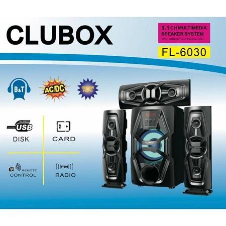 Clubox FL 6030 3.1CH SUBWOOFER