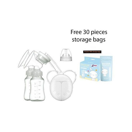 Generic Double Electric Breast Pump