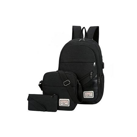 Fashion 3 In 1 Women ,Men Backpack