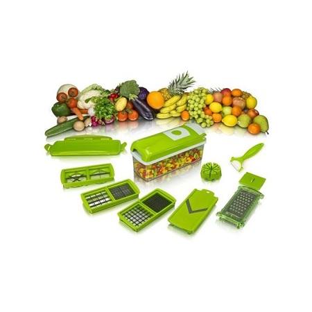 Generic Genius nicer dicer plus vegetable fruit slicer cutter chopper