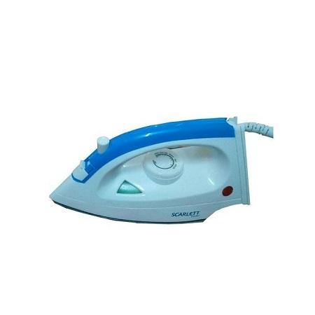 Scarlett Steam Iron Box - 1200W - White & Blue..