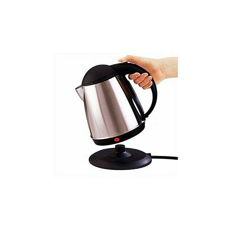Lyons Cordless Stainless Steel Electric Kettle - 1.8 Litres