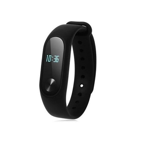 M2 New Smart Health Wrist Bracelet Heart Rate Monitor -Black