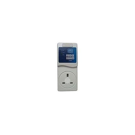 MK Fridge Guard-Voltage Stabilizer- White.
