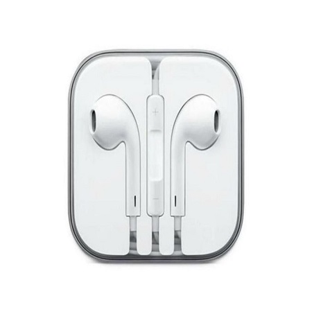 Earphones For IPhone 6 / 6S / 6 Plus - White