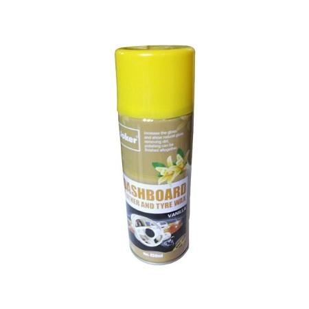 Fms Dashboard Wax Spray Vanilla 450 Ml