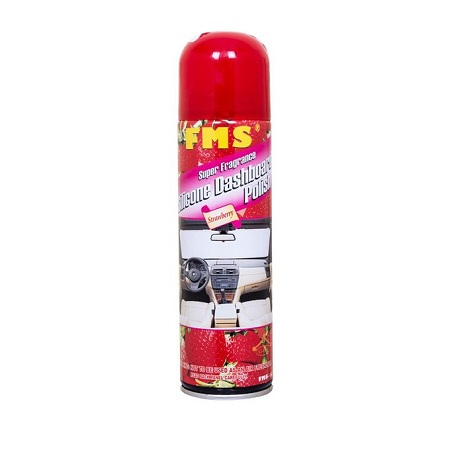 Fms Strawberry Scent Silicone Dashboard Polish