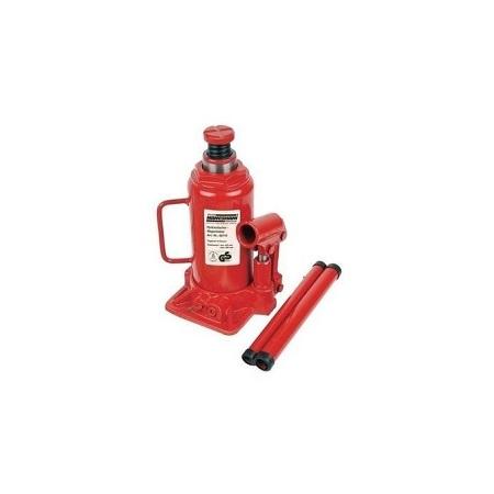 Generic 5.0 Tonnes Hydraulic Car Jack - Red