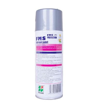 Generic FMS Aerosol Paint Silver